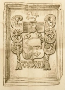 Image of O'Malley coat of arms